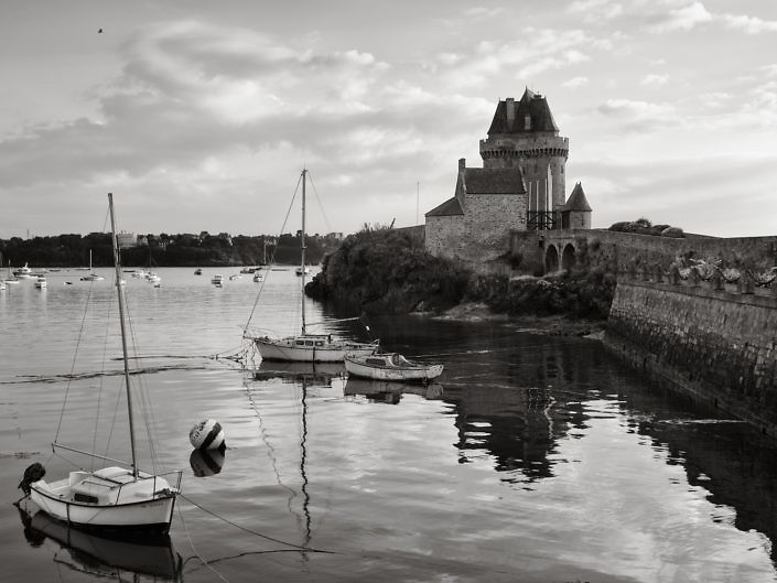 Bretagne 2014 - Black & White