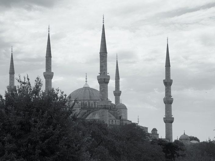 Istanbul 2014 - Black & White