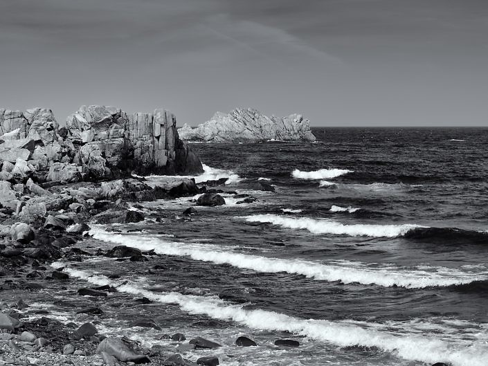 Channel Islands 2015 – Black & White