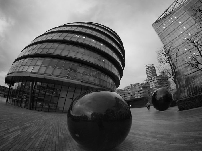 London 2016 – Architecture – Black & White
