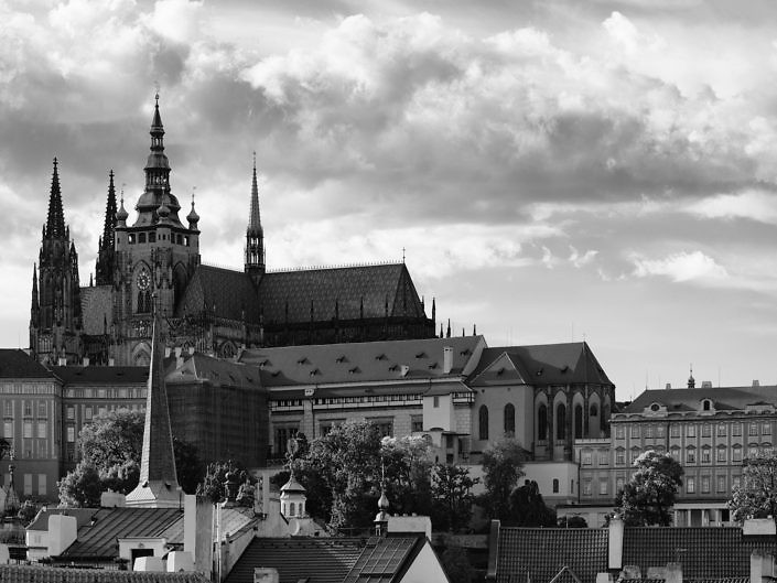 Prague 2015 – Black & White