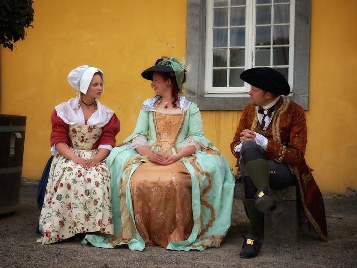 Barockfest Benrather Schloss 2013/15