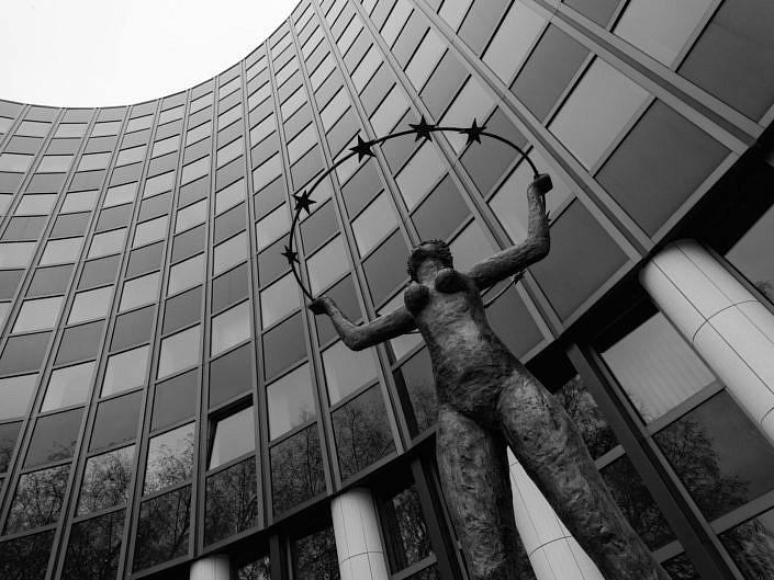 Strasbourg - B&W