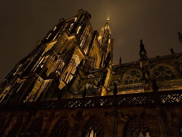 Strasbourg & Eltville - Colour