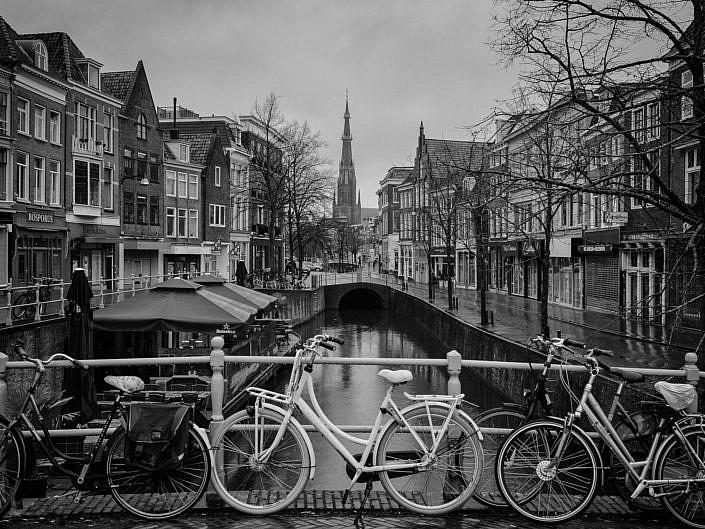 Friesland 2019 - B&W