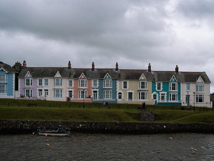 Wales - Urbanity