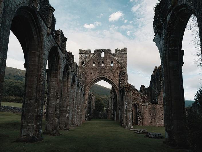 Wales - Heritage
