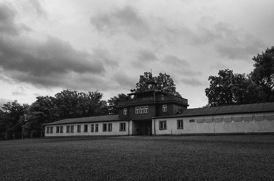 """New Gallery            """"Buchenwald Memorial Site"""""""