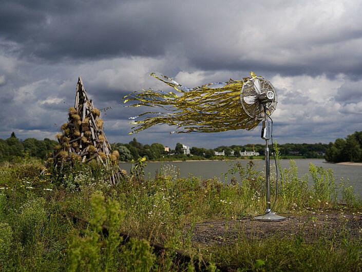 Kunstpunkte 2020/21 – Reisholzer Hafen